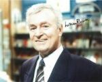 William Russell (Doctor Who) - Genuine Signed Autograph 7150